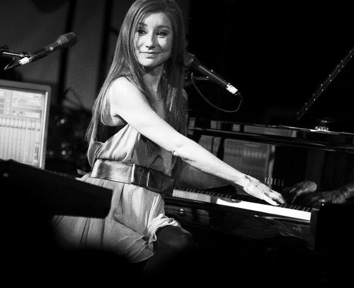 Живое выступление Tori Amos в Киеве летом 2014 года