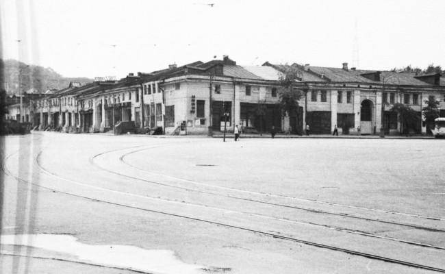 Гостиный двор в 30-х годах, Киев