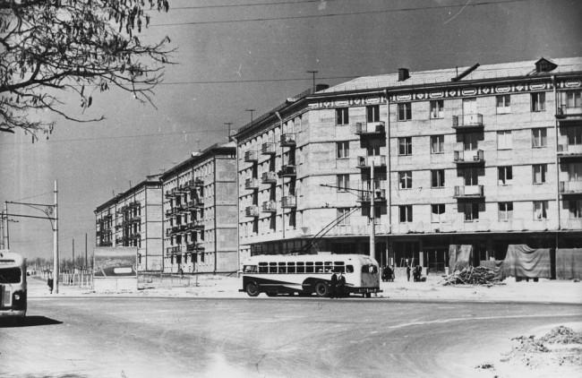Чоколовка в 1960 году