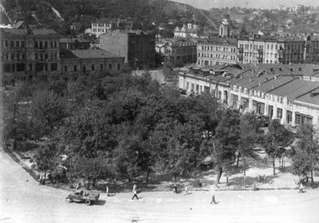 Гостиный двор в 60-х годах