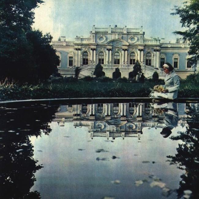 1960-е годы. Мариинский дворец