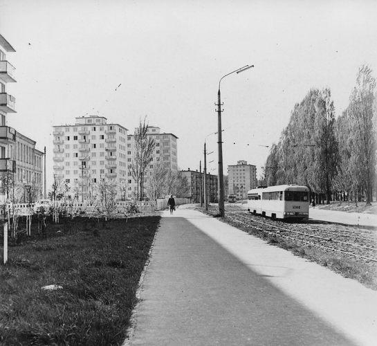 Бульвар Лепсе, Киев в 67 году