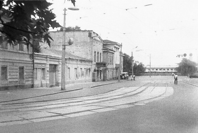 Игоревская улица, Подол, Киев в 70-х годах
