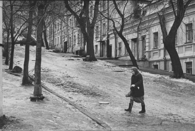 На Игоревской улице в 80-х годах
