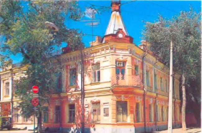 Игоревская улица в 80-х годах