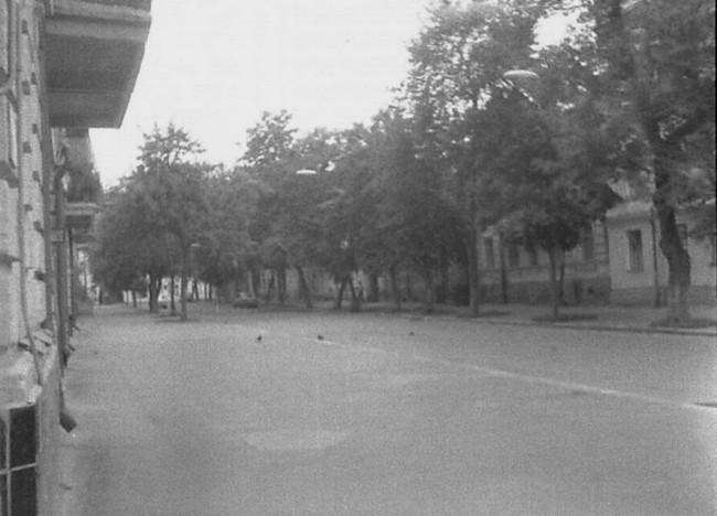 Киев, Подол, Игоревская улица в 80-х