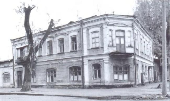 Ильинская 16/6, Подол, Киев в 80-х