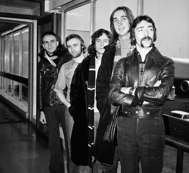 Peter Gabriel и Дженезис