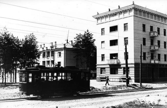 Дарницкий вагоноремонтный завод в 30-х годах