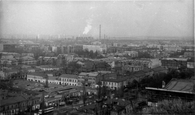 Житний рынок, Нижний Вал, Подол в 60-х годах