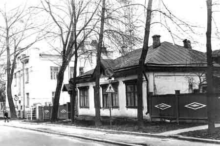 Улица Багговутовская в 70-х