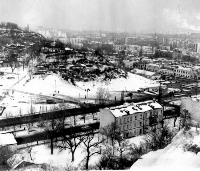 Нижний Вал в 70-х годах