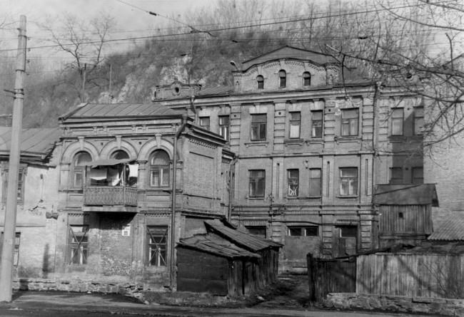 Улица Глубочицкая в 70-х годах