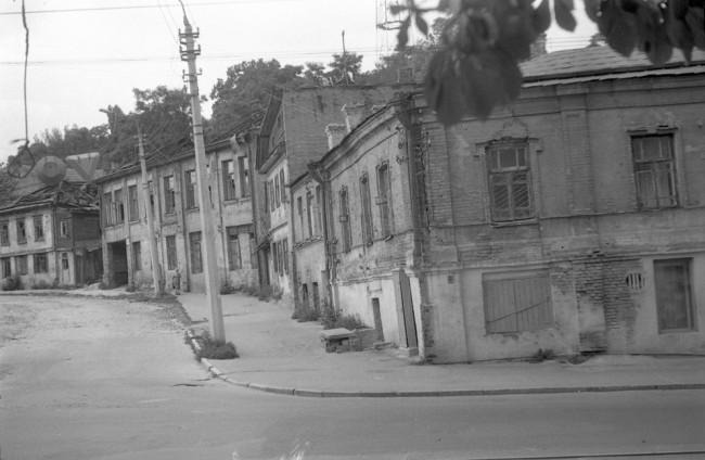 Ни Нижнем Валу в 70-х годах