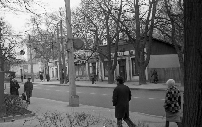 Багговутовская улица  80-х