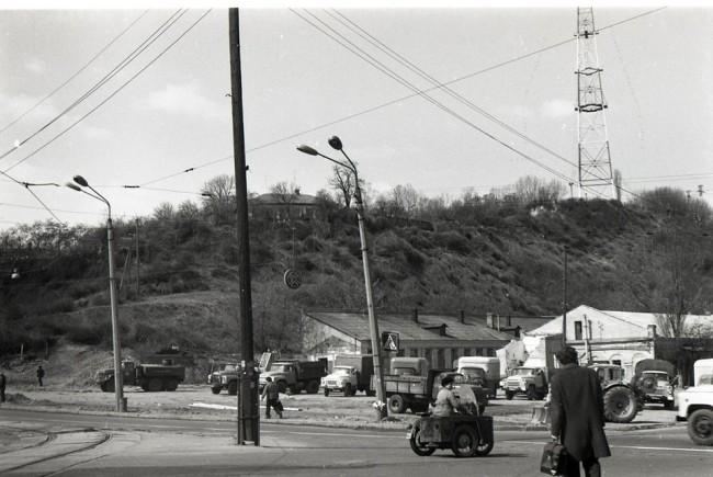 Нижний Вал в 80-х годах
