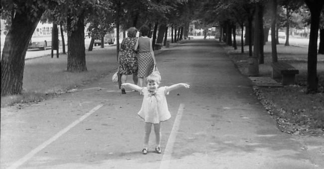 Аллея между Валами, Верхний и Нижний, на Подоле в 85 году