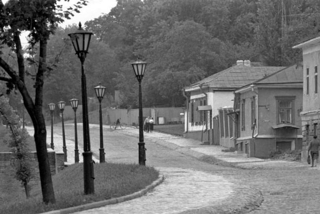Боричев Ток, улица на Подоле в 87 году