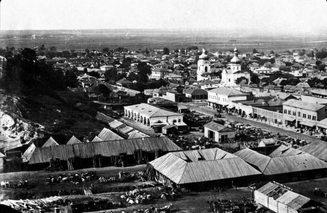 Подол в начале 20 века