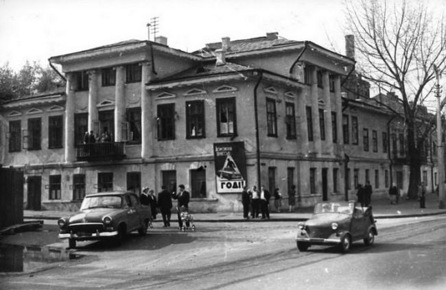 Дома на Подоле, 60-е годы