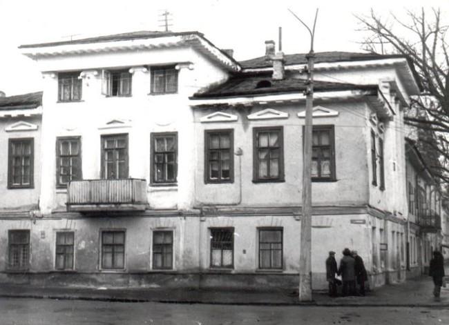 Набережно-Крещатицкая улица в 80-х годах