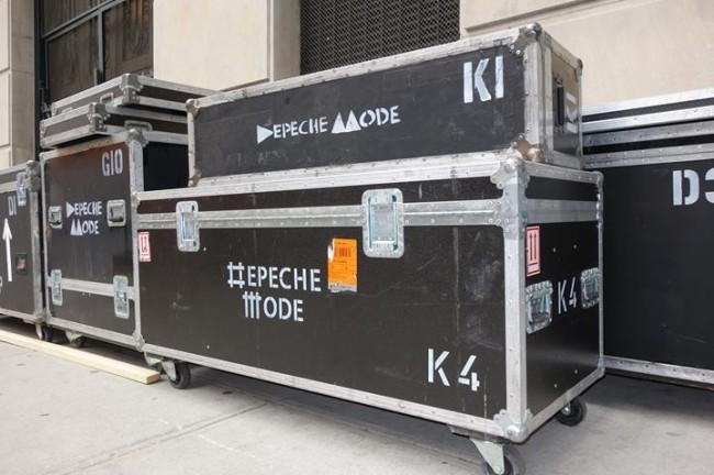 Депеш Мод отменили свой концерт в Киеве