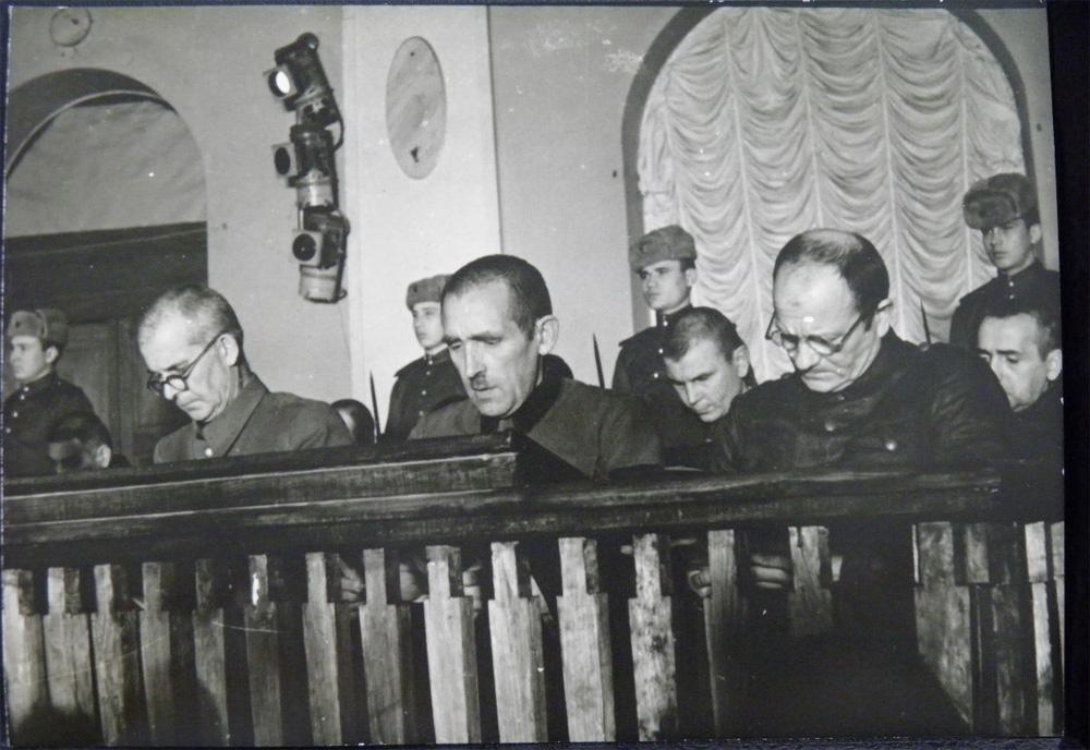Суд над военными преступниками Второй Мировой в Киеве