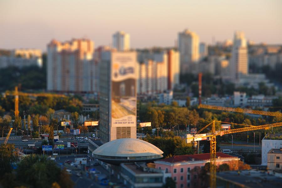 Игрушечный Киев Глеб Шевченко