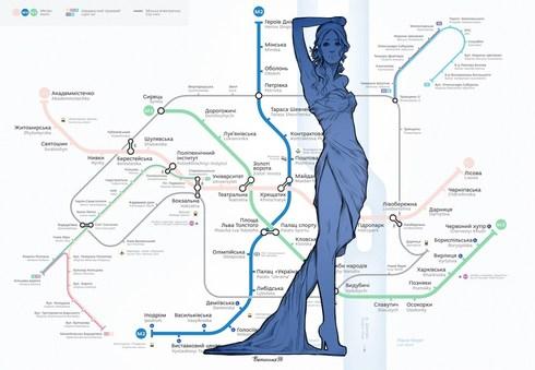 Человечное метро Евгения Лиса