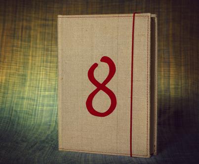 Вісім книга-шкатулка Наталья Демина
