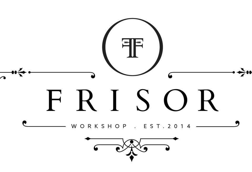 Frisør Workshop логотип