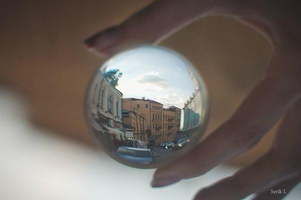 Сферический Киев. Андреевский спуск