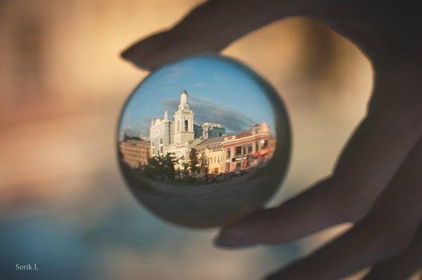 Сферический Киев. Контрактовая площадь