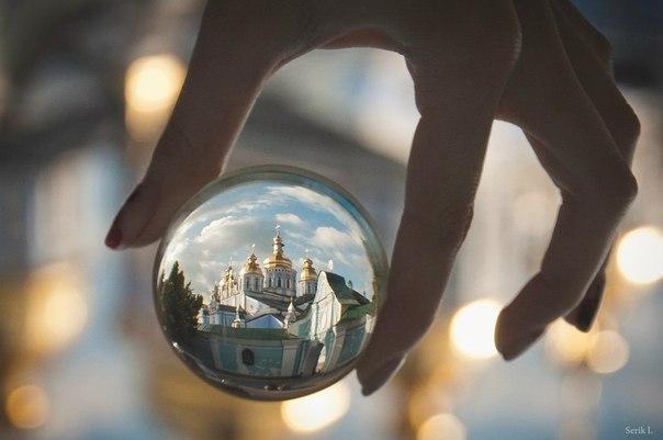Сферический Киев. Михайловский собор