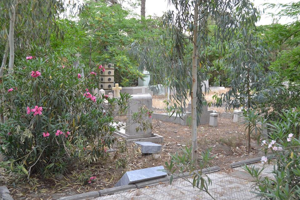Кладбище Тегеран Иран Дулаб Владислав Городецкий могила