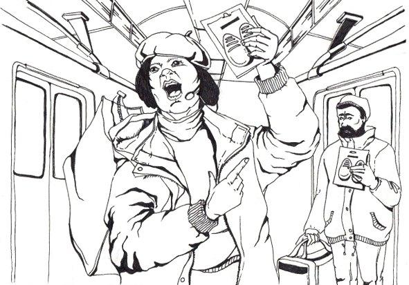 Киевское метро как оно строилось