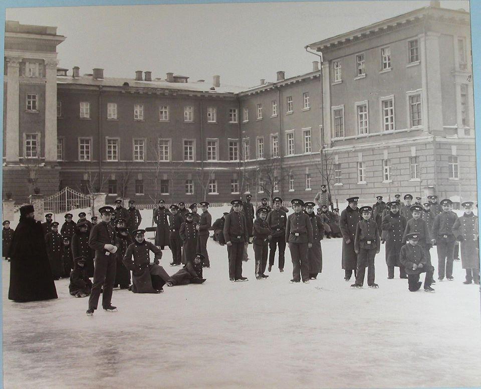 Первая гимназия, Киев, начало 20 века