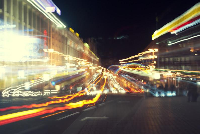 Киевская ночь