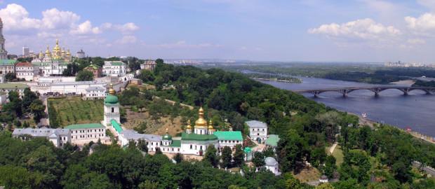 Киев, панорамы