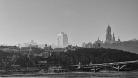 Киев. Интересный