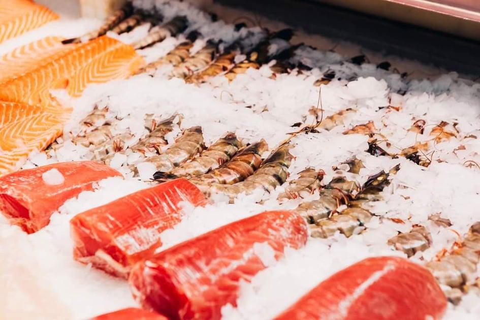 Бессарабский рынок 2019 морепродукты