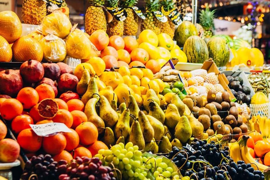 Бессарабский рынок 2019 овощи фрукты