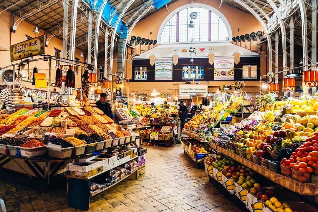 Бессарабский рынок 2019