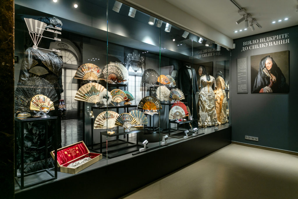 Выставка в Victoria Museum