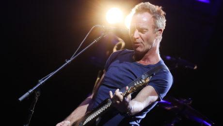 Sting концерт