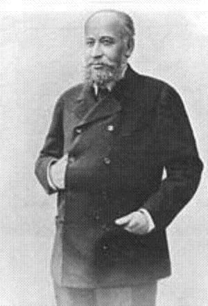 Член ради Санкт-Петербурзького міжнародного банку Лазар Ізраїльович Бродський